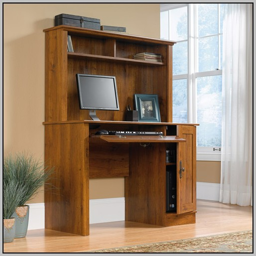 Corner Desk With Hutch Walmart
