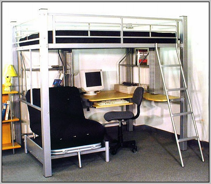 Full size loft bed with desk ikea download page home design ideas galleries home design - Full size loft bed with desk ikea ...