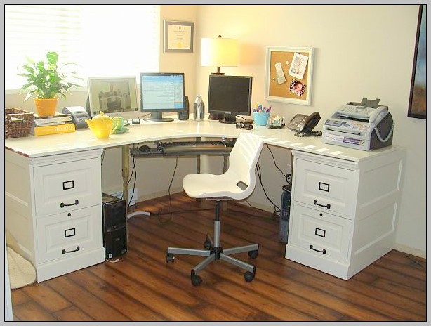 Ikea Computer Desk Hack
