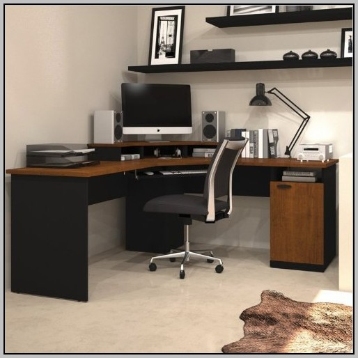 L Shaped Computer Desk Amazon