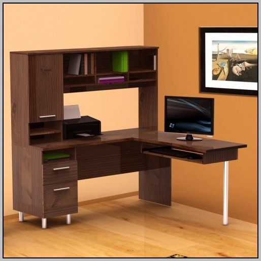 L Shaped Computer Desk Modern