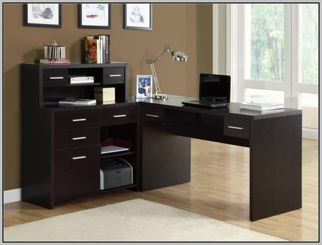 L Shaped Office Desk Ikea