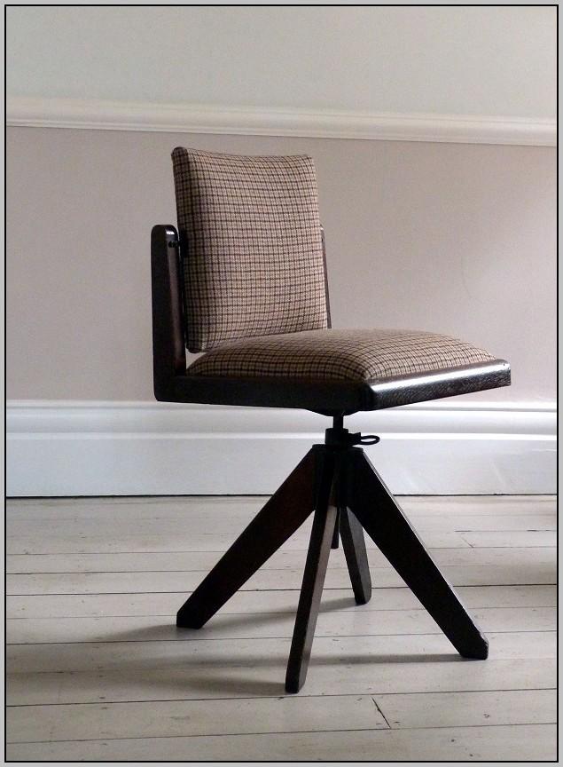 Leather Desk Chair Vintage