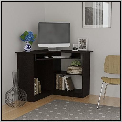 Small corner computer desk amazon desk home design ideas zwnbbornvy18265 - Small corner desk ideas ...