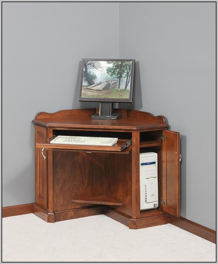 Home Ideas Design Inspiration Target: Small Corner Computer Desk Target