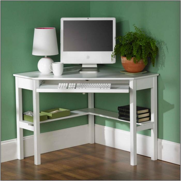 Small Corner Computer Desks Small Spaces