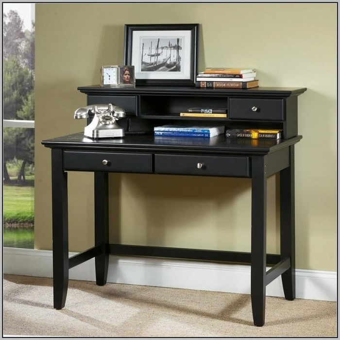 Small Writing Desk With Drawers
