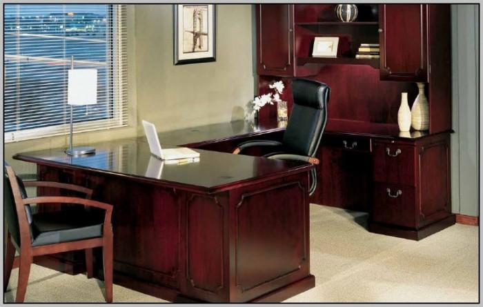 U Shaped Desk Office Depot