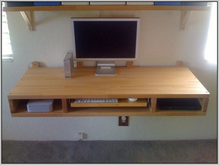 Wall Mounted Desk Ikea
