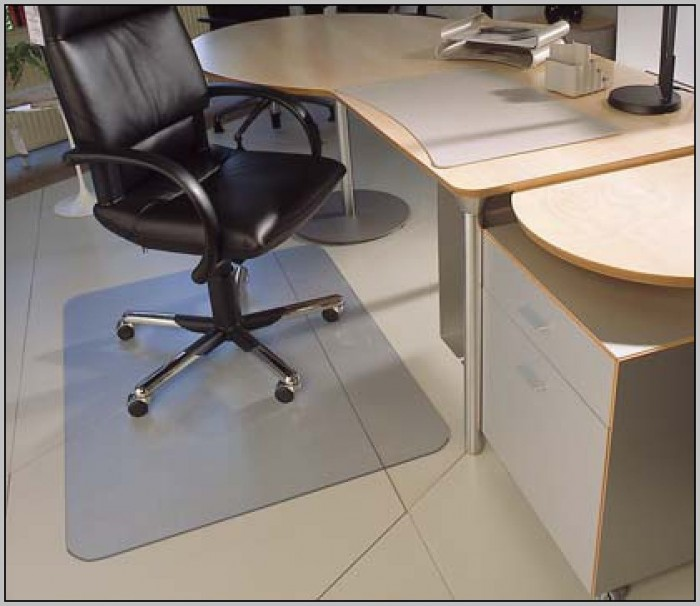 Acrylic Desk Chair Mats