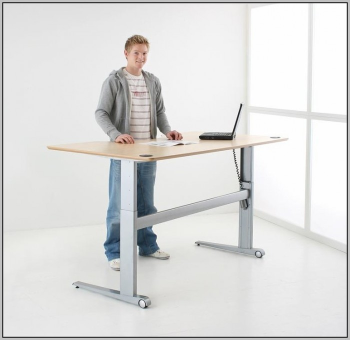 Adjustable Height Desks Electric