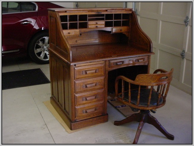 Antique Roll Top Desk Values