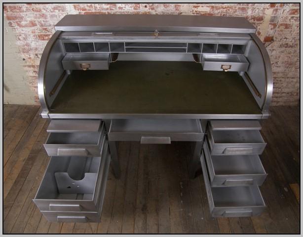 Antique Roll Top Desk Ebay Desk Home Design Ideas