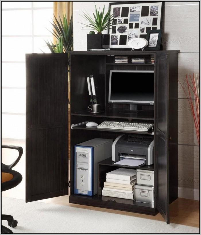 Computer armoire desk ikea desk home design ideas for Computer armoire ikea