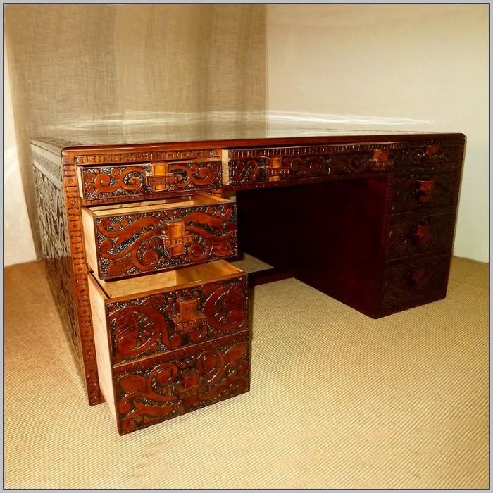Art Deco Desk Accessories
