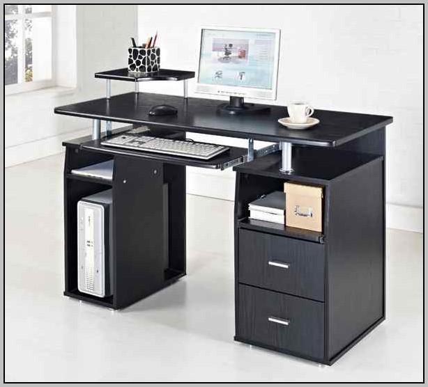 Black corner computer desk uk desk home design ideas llq08x2qkd22481 - Ikea uk computer desk ...