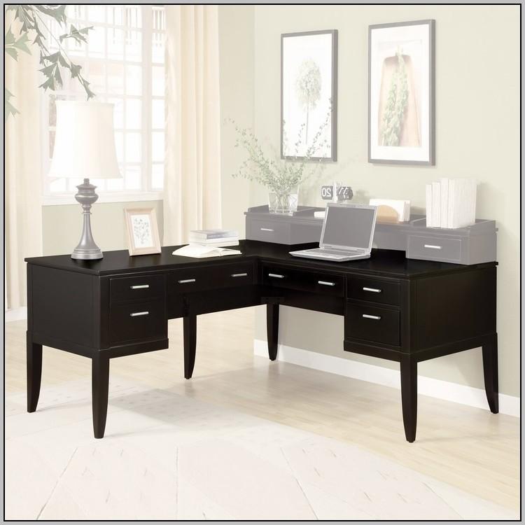 Black L Shaped Desk Target Desk Home Design Ideas