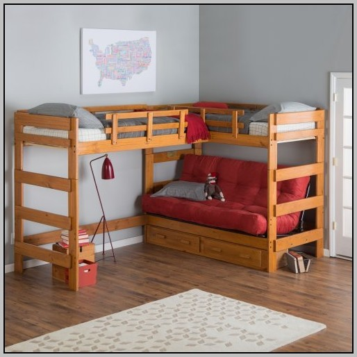 Bunk Bed Desk Combo Walmart Download Page Home Design