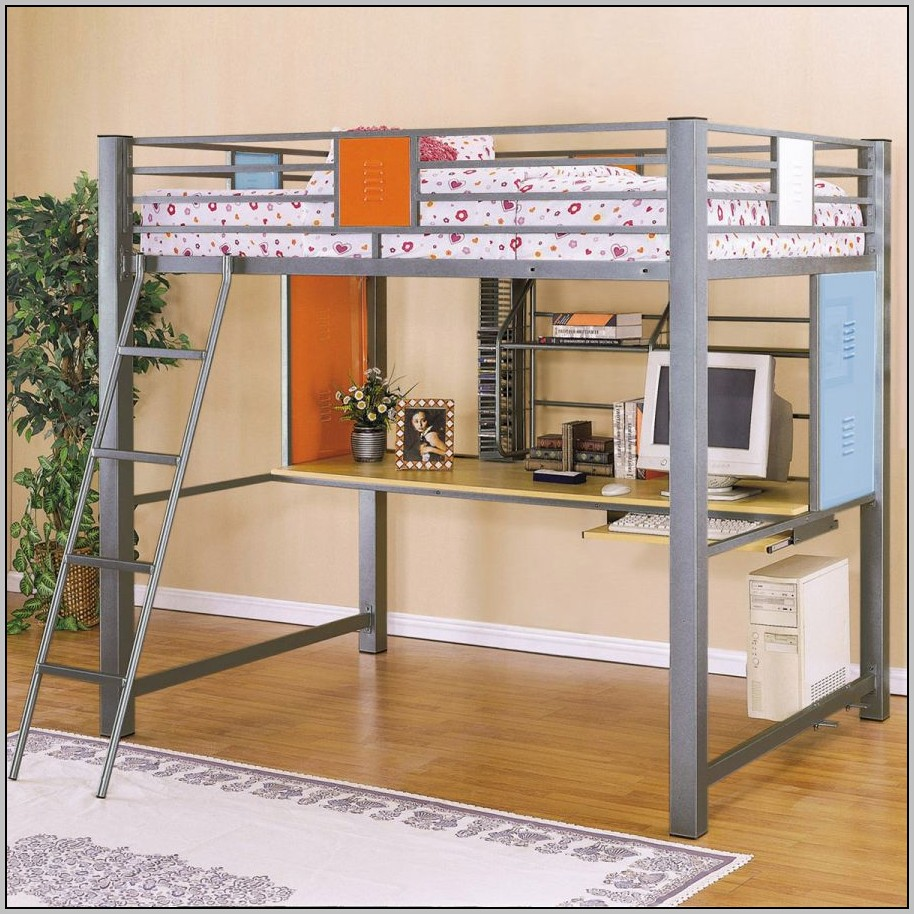 Bunk Bed With Desk Underneath Ikea Download Page Home