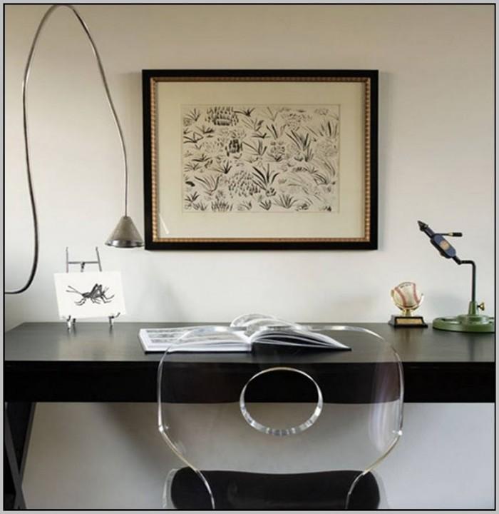 Clear Desk Chair Target