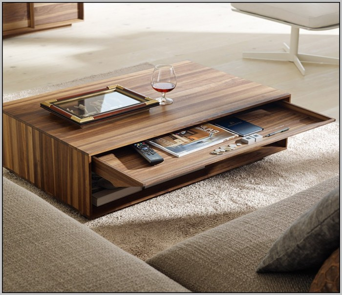 Coffee Table Computer Desk