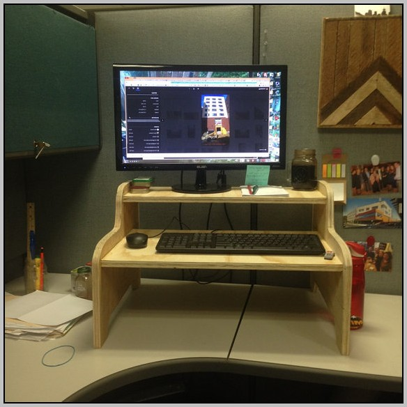 Coffee Table Standing Desk