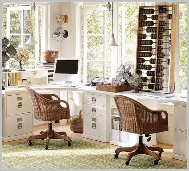 Comfortable Desk Chair With Wheels