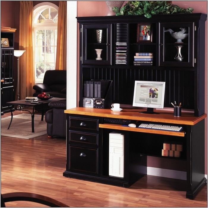 Compact Computer Desk For Small Spaces