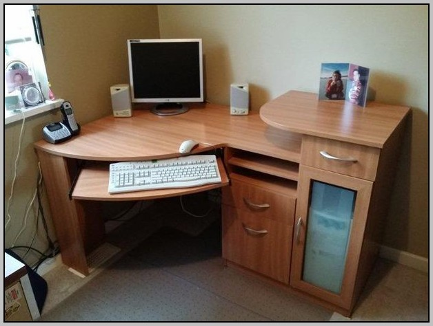 Computer Corner Desk Amazon