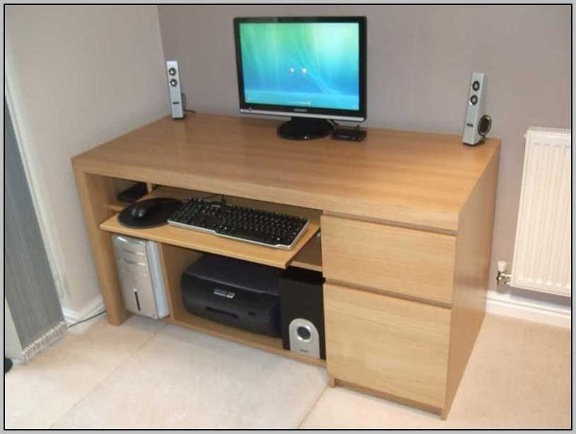 Computer Desk Design Plans