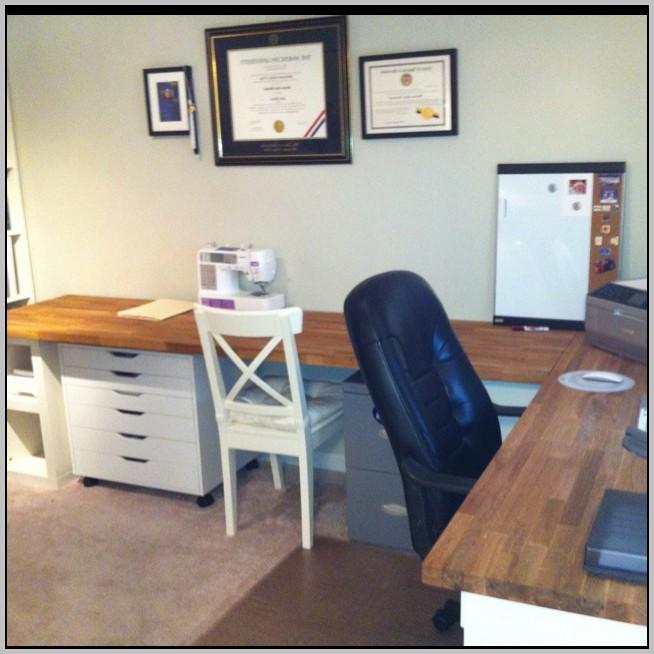 Desk Dresser Combo Ikea Desk Home Design Ideas