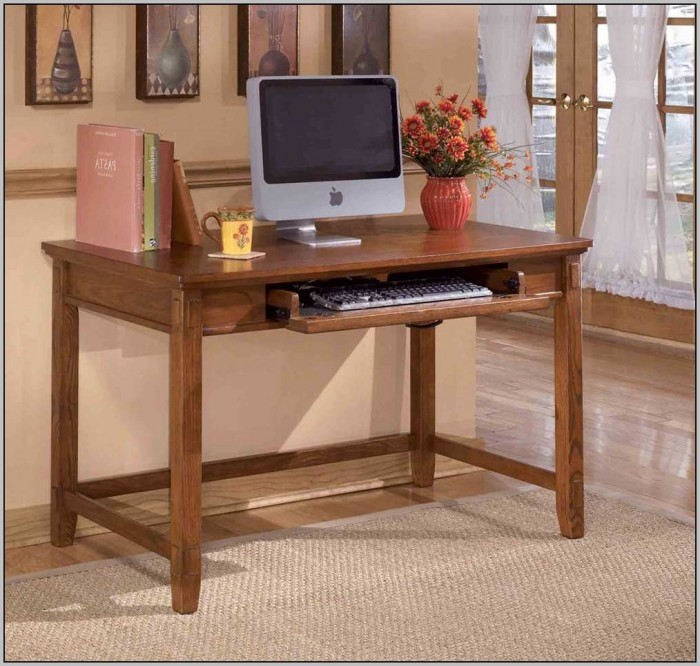 Computer Desk Ideas For Small Spaces