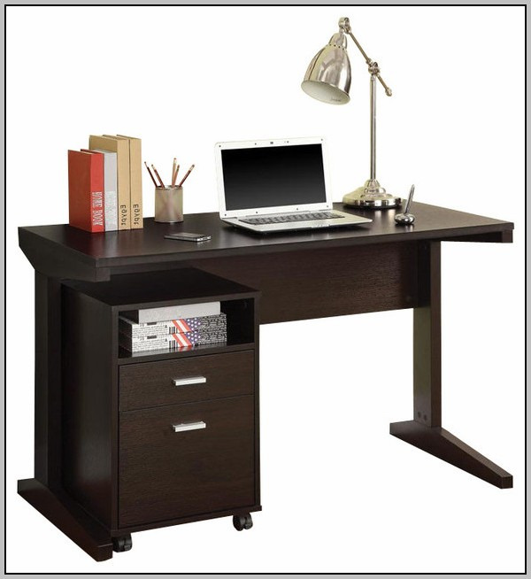 Computer Desk With File Cabinet Drawer