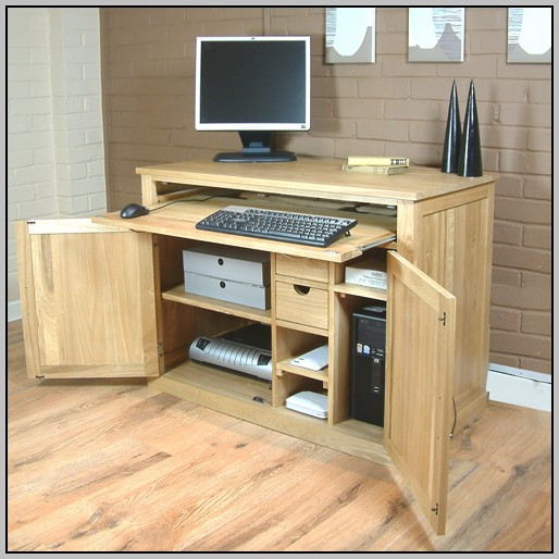 Contemporary Computer Desk Uk