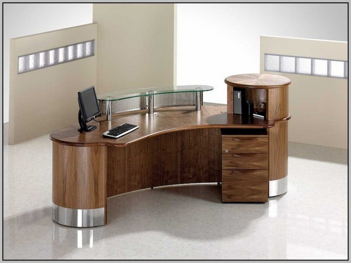 Curved Reception Desks Uk