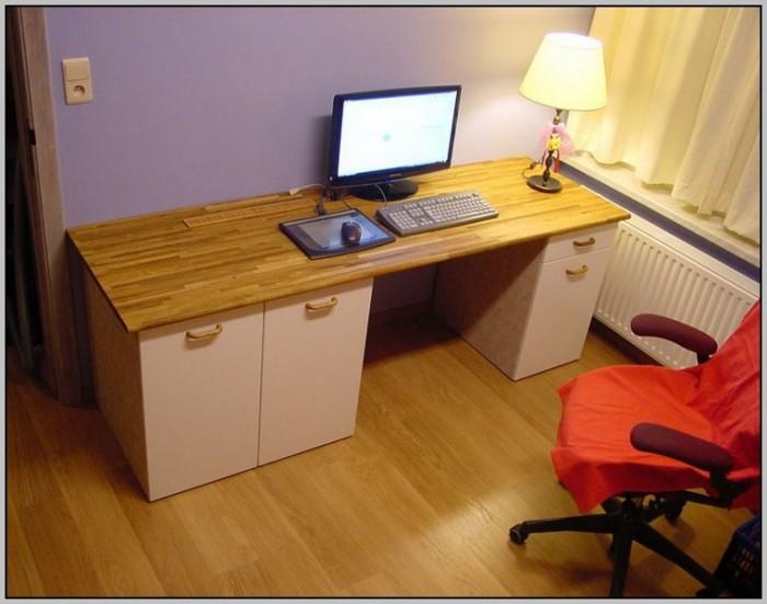 Custom Computer Desk Builder