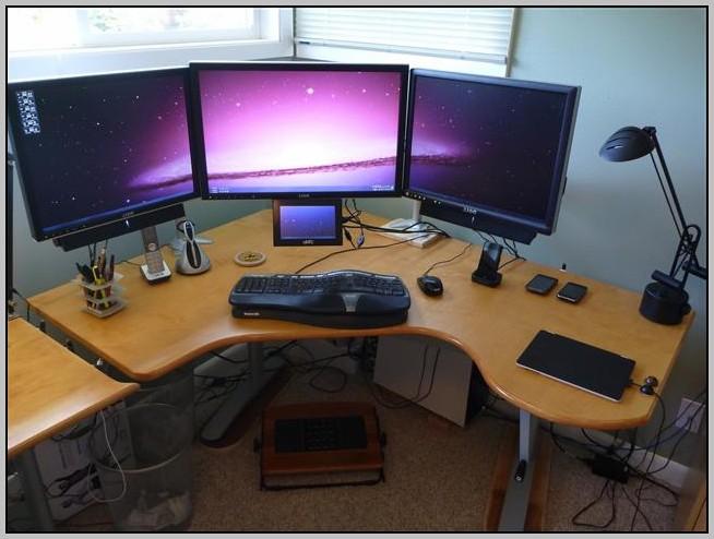 Custom Computer Desks For Home