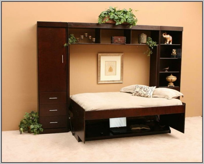 Desk Bed Combo Furniture
