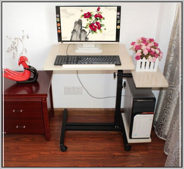 Desktop Computer Desk Mount