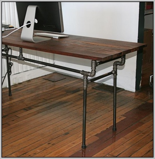Diy Coffee Table Desk