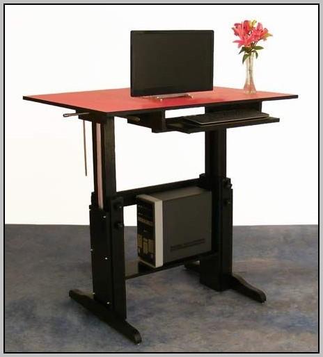 Ergotron Standing Desk Manual