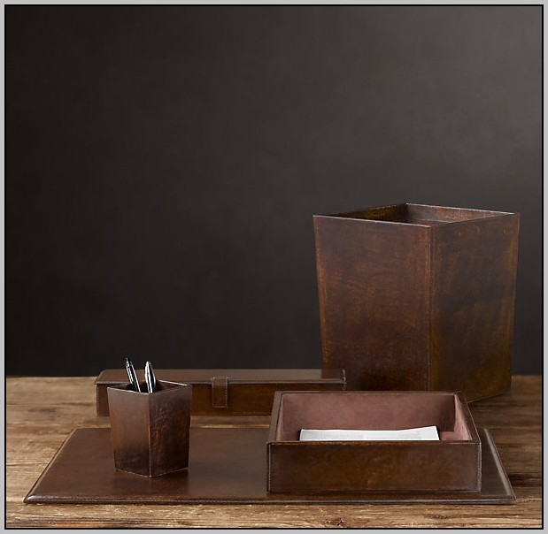 Executive Desk Accessories Wood
