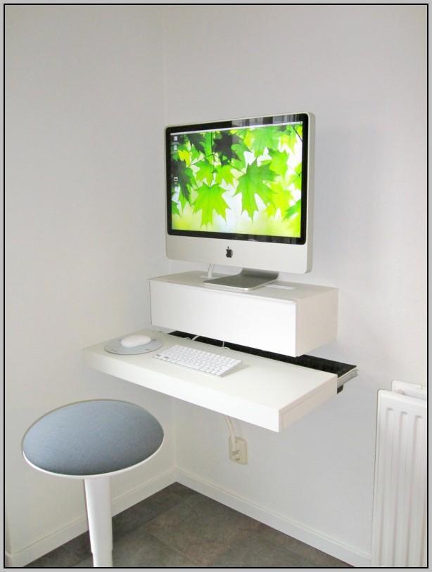 Floating Corner Desk Plans Desk Home Design Ideas