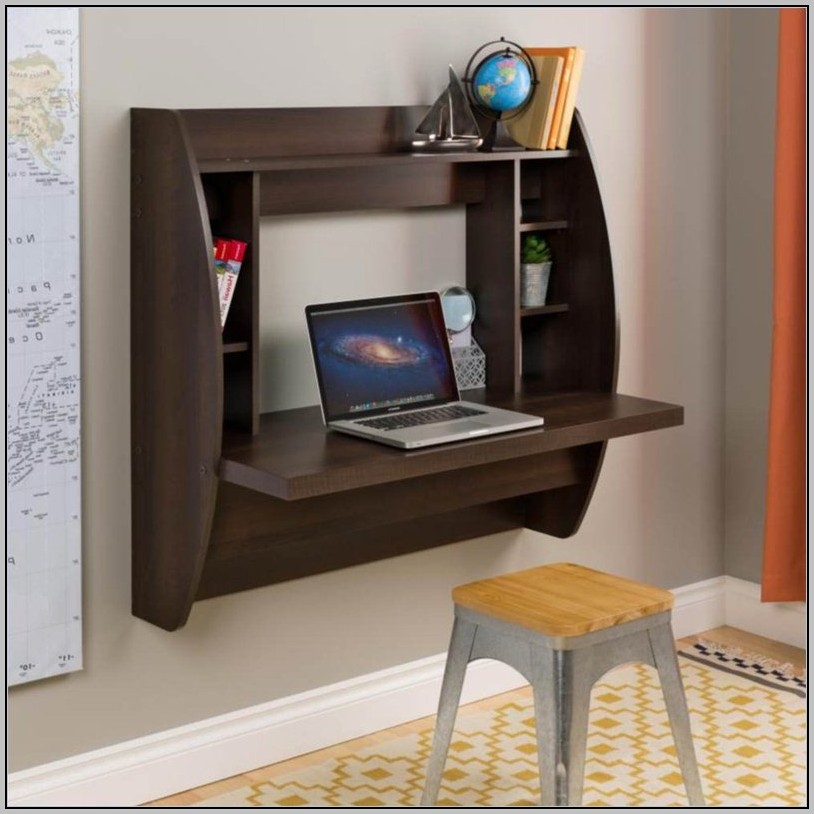Floating Computer Desk With Storage Download Page Home