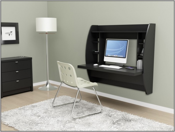 Floating Corner Desk Plans Desk Home Design Ideas