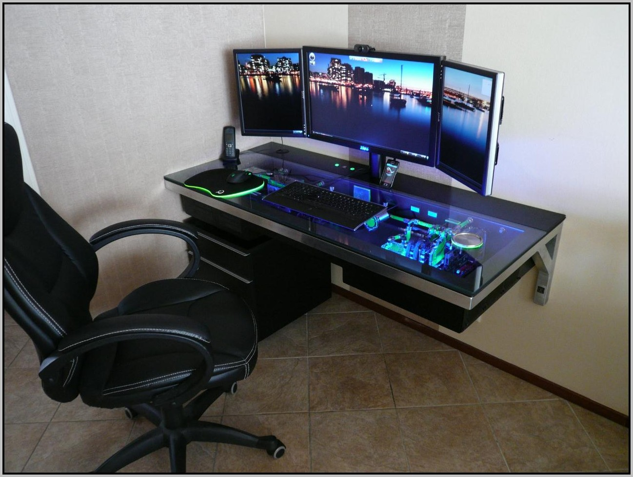 Gaming Pc Desk Ideas Download Page Home Design Ideas