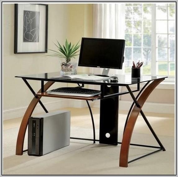 Glass Top Computer Desk Nz