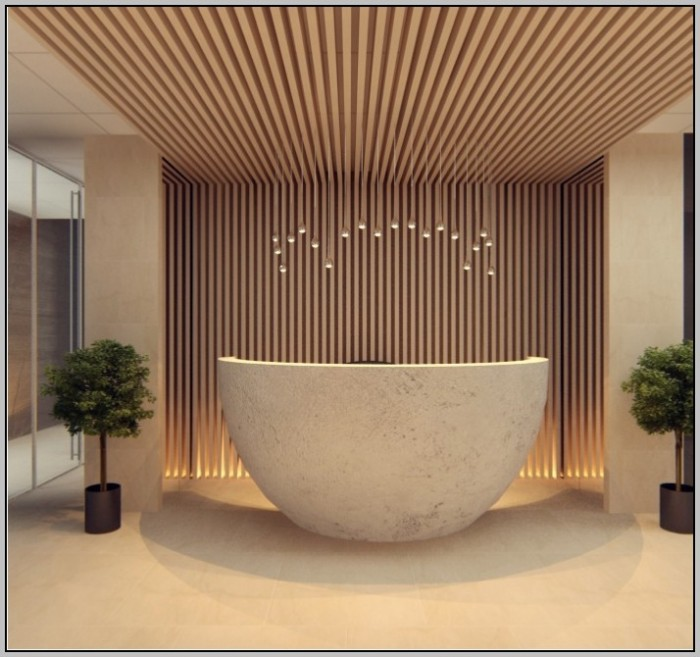 Hotel Reception Desk Ideas