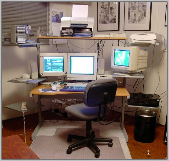 Ikea Desk Top Shelf