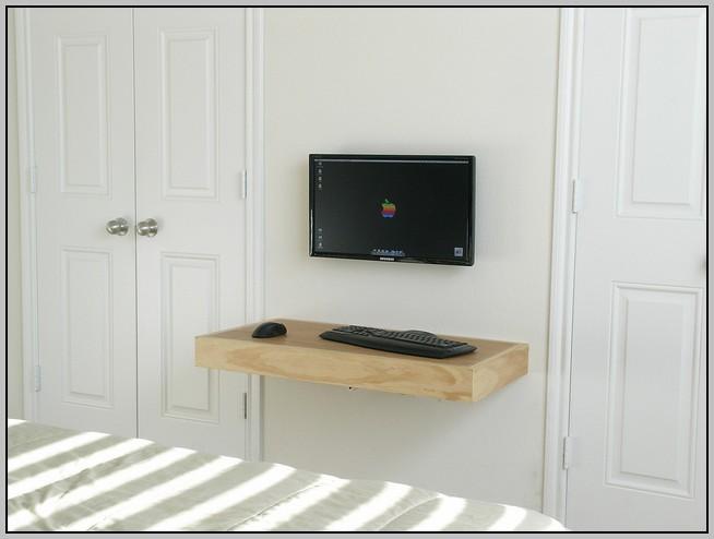 Ikea Floating Desk Shelf